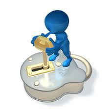 Mascot-locksmith